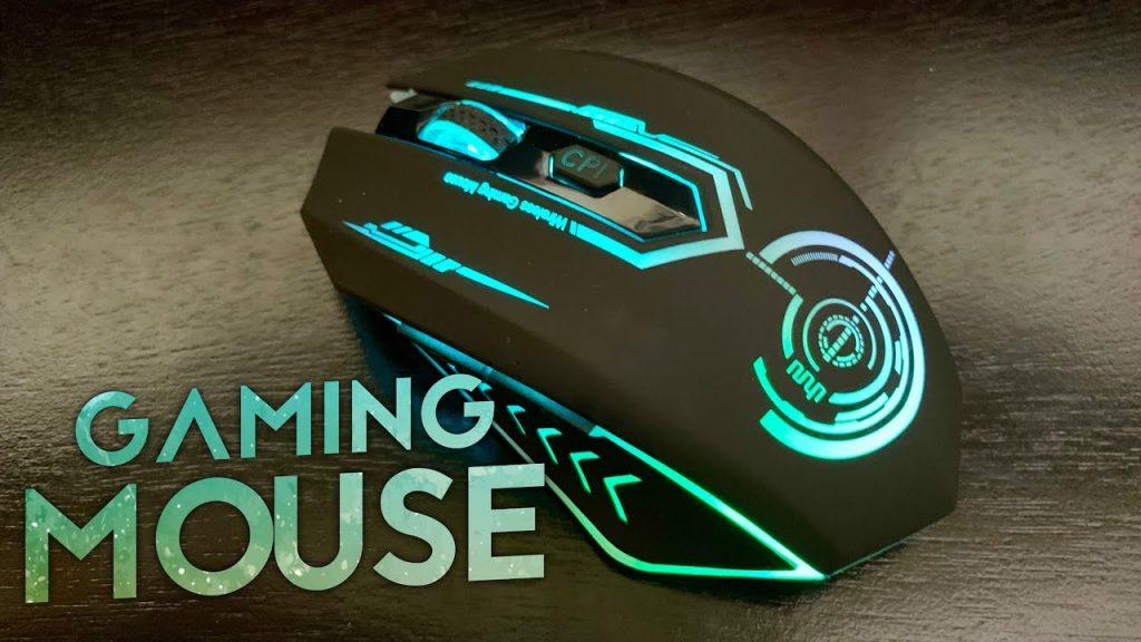 UHURU Wireless Gaming Mouse