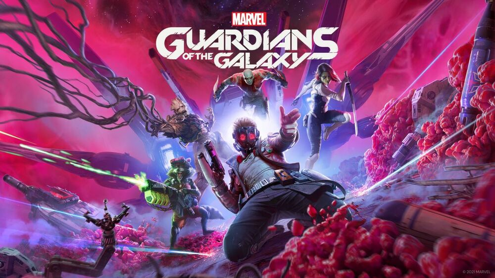 Marvels Guardians of the Galaxy PC Tech