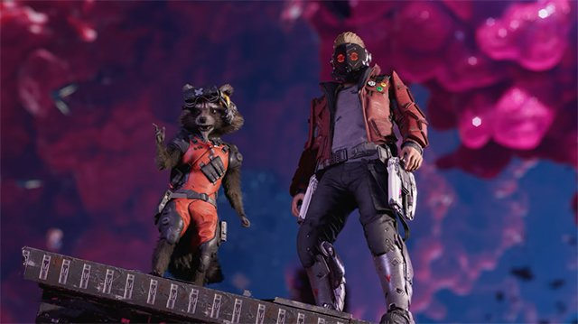 Marvels Guardians of the Galaxy PC Tech - Trailer Released